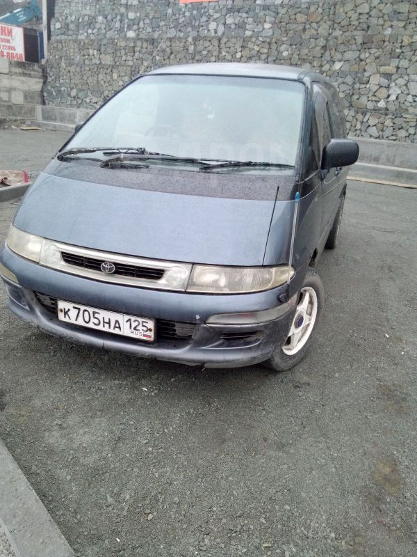 Toyota Estima Emina, 1993 год, 180 000 руб.