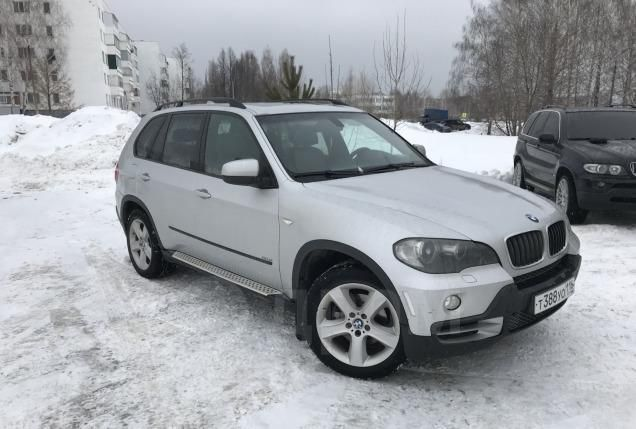 BMW X5, 2008 год, 829 000 руб.