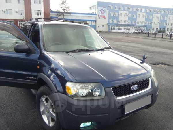 Ford Escape, 2000 год, 430 000 руб.