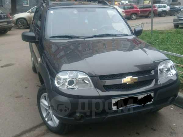 Chevrolet Niva, 2014 год, 470 000 руб.