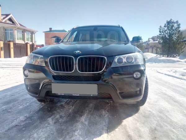 BMW X3, 2012 год, 1 500 000 руб.