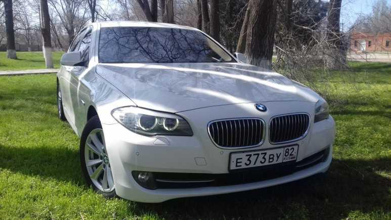 BMW 5-Series, 2010 год, 1 210 000 руб.