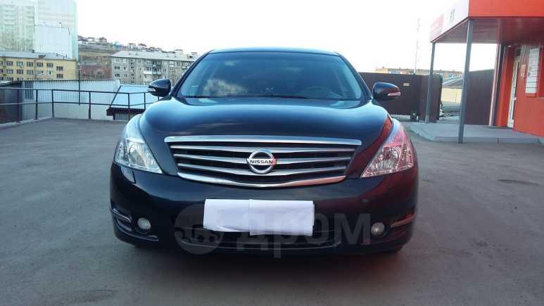 Nissan Teana, 2009 год, 530 000 руб.