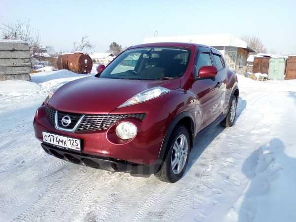 Nissan Juke, 2010 год, 600 000 руб.
