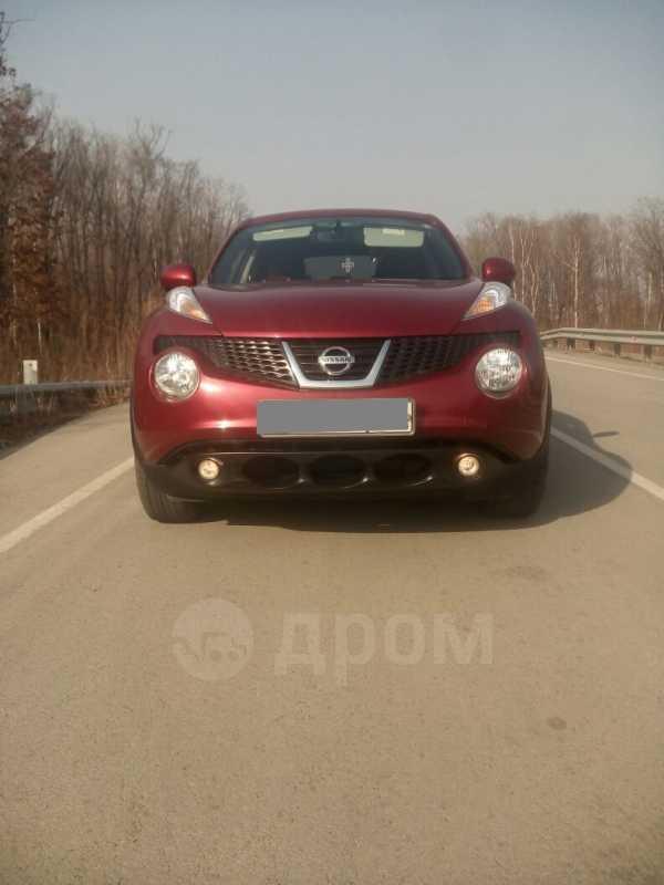 Nissan Juke, 2011 год, 800 000 руб.