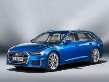 Audi A6 2018, универсал, 5 поколение, C8