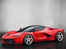 Ferrari LaFerrari 1 поколение, 03.2013 - 12.2016, Купе