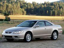 Honda Accord рестайлинг 2000, купе, 6 поколение, CG