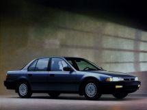 Honda Accord 1989, седан, 4 поколение, CB
