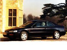 Honda Accord рестайлинг 1996, купе, 5 поколение, CD