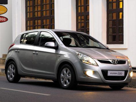 Hyundai i20 (PB) 10.2008 - 11.2012
