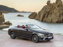 Mercedes-Benz C-Class рестайлинг 2018, открытый кузов, 4 поколение, A205