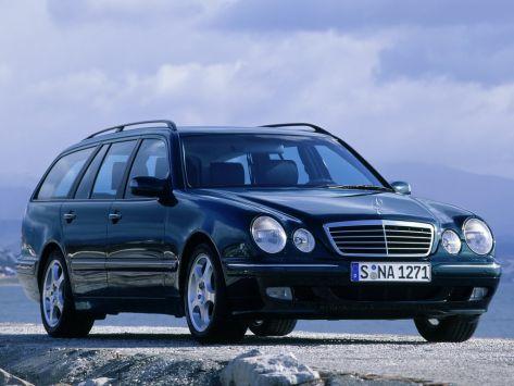 Mercedes-Benz E-Class S210