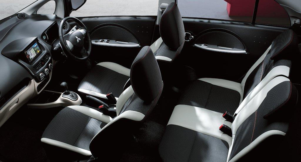 Mitsubishi i-MiEV рестайлинг 2018, 2019, 2020, хэтчбек 5 ...