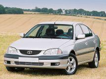 Toyota Avensis рестайлинг 2000, седан, 1 поколение, T220