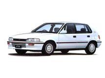 Toyota Corolla FX 1987, хэтчбек 5 дв., 2 поколение