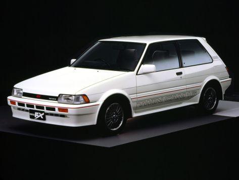 Toyota Corolla FX  10.1984 - 04.1987