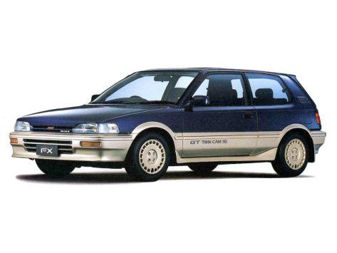 Toyota Corolla FX  05.1987 - 04.1992