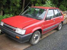 Toyota Corolla II 1982, хэтчбек, 1 поколение