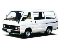 Toyota Hiace 1982, цельнометаллический фургон, 3 поколение