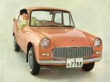 Toyota Publica 1961, купе, 1 поколение, P10