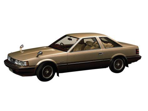 Toyota Soarer (Z10) 02.1981 - 12.1985