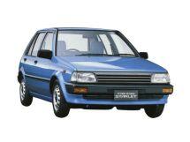 Toyota Starlet 1984, хэтчбек 5 дв., 3 поколение, P70