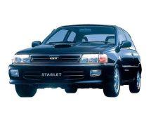Toyota Starlet рестайлинг 1992, хэтчбек 3 дв., 4 поколение, P80