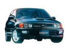 Toyota Starlet 2-й рестайлинг 1994, хэтчбек 3 дв., 4 поколение, P80