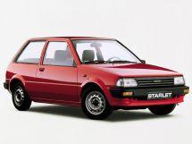 Toyota Starlet 1984, хэтчбек 3 дв., 3 поколение, P70