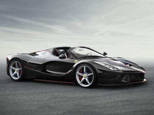 Ferrari LaFerrari 2016 - 2017