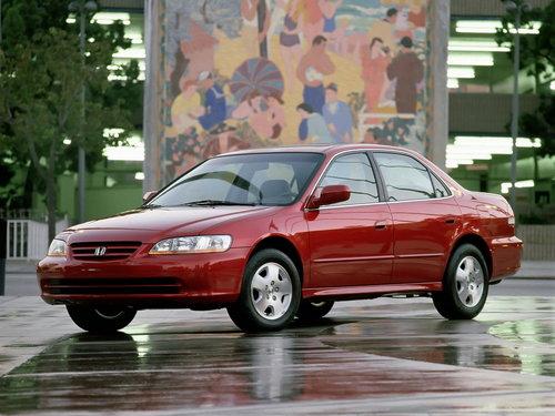 Honda Accord 2000 - 2002
