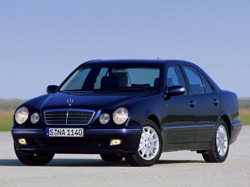 Mercedes-Benz E-Class 1999 - 2002