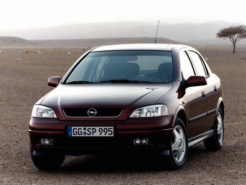 Opel Astra 1998 - 2004