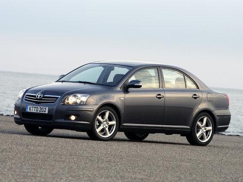 Toyota Avensis 2006 - 2008
