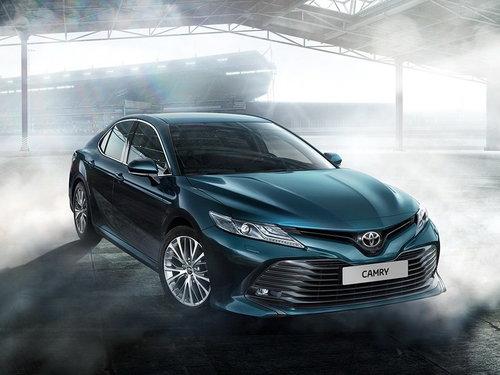 Toyota Camry 2017 - 2021
