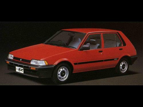 Toyota Corolla FX 1984 - 1987