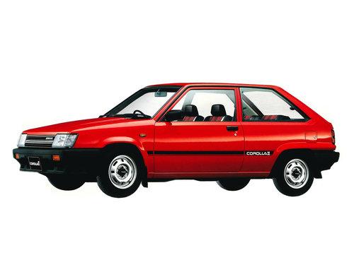 Toyota Corolla II 1982 - 1986