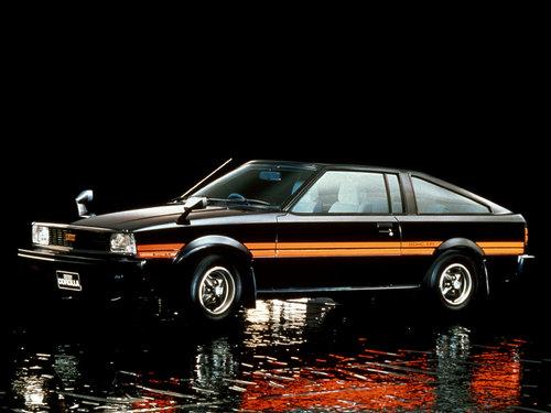 Toyota Corolla Levin 1979 - 1983