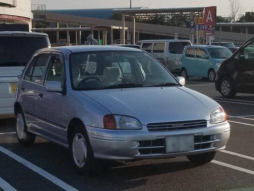 Toyota Starlet 1995 - 1997