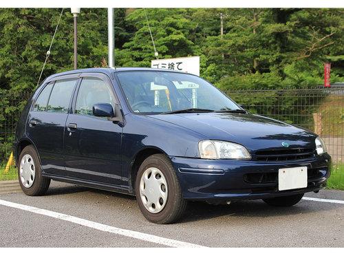 Toyota Starlet 1997 - 1999