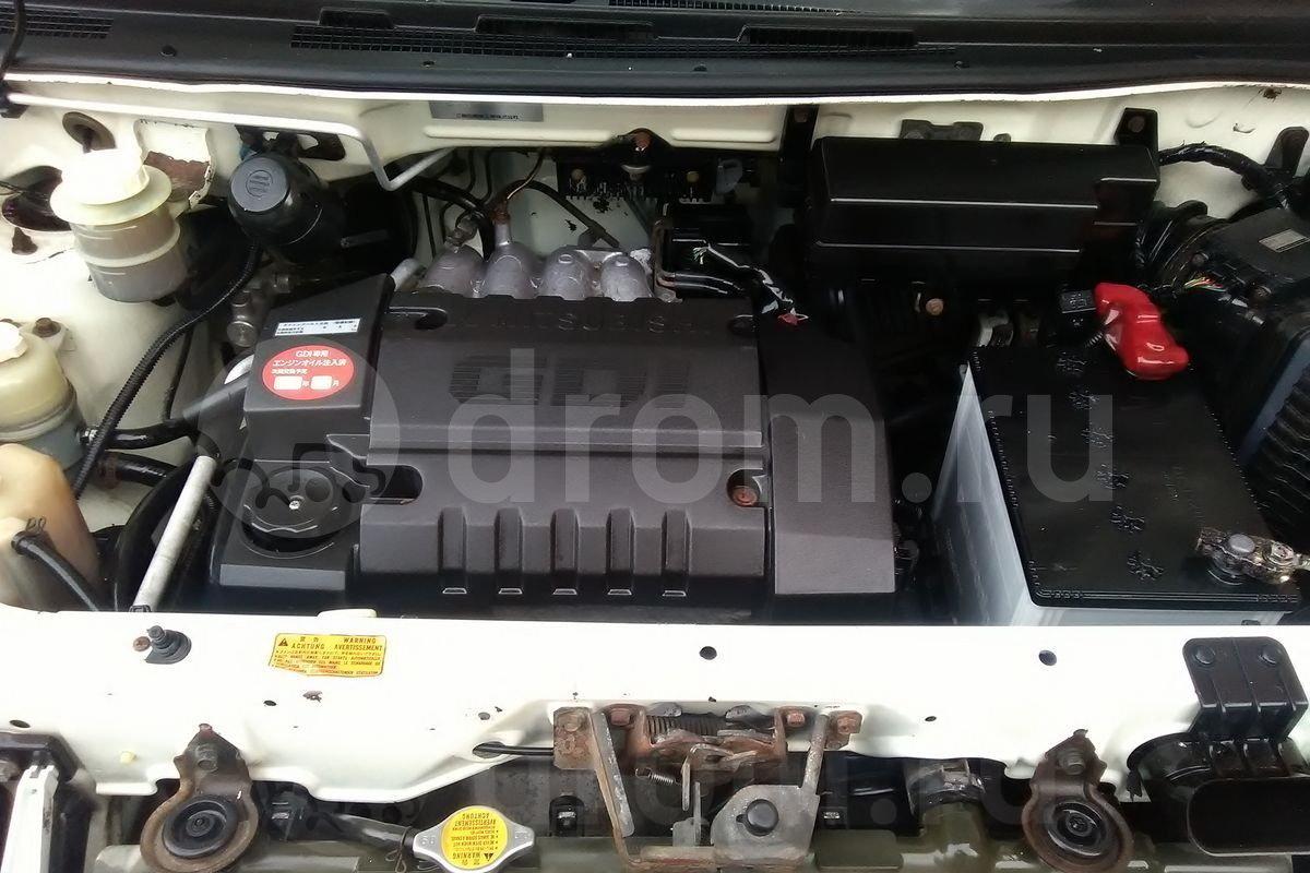 Двигатель 4G15 технические характеристики  Mitsubishi 4G15
