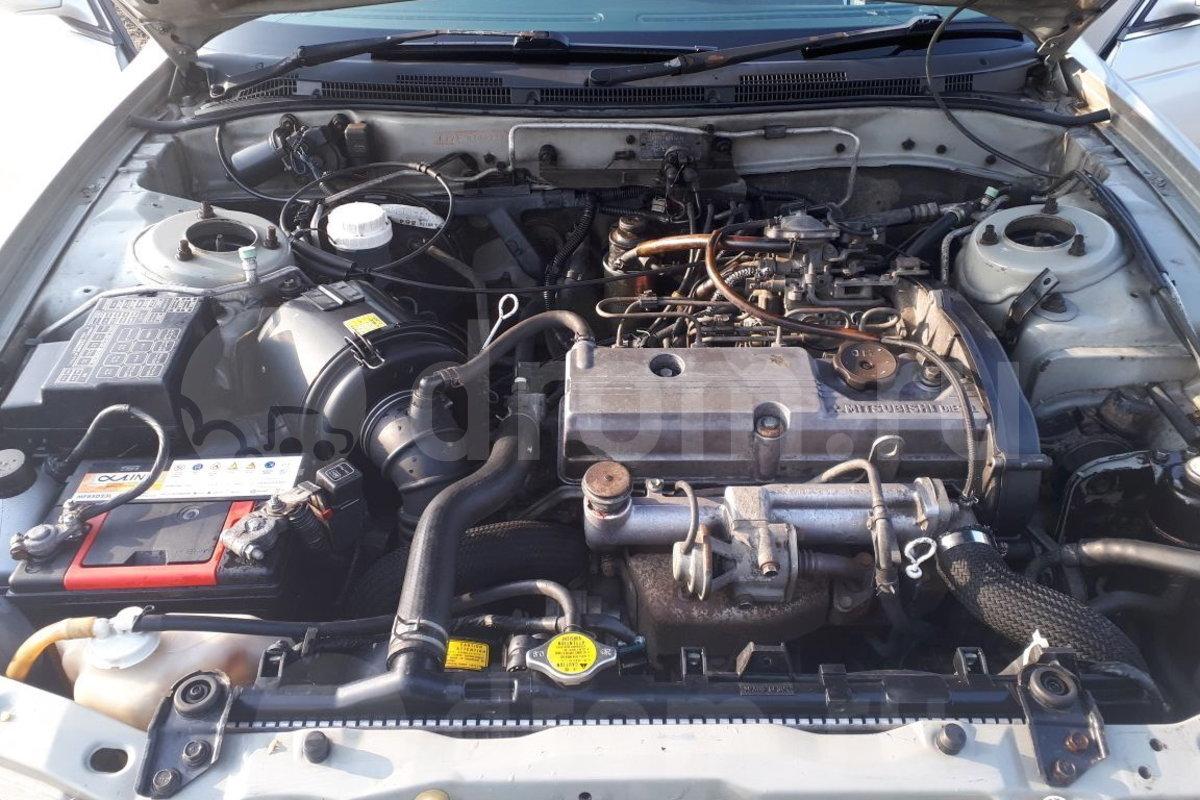 митсубиси либеро двигатель 4д68