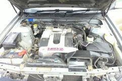 Тип двигателя: 6-цилиндровый, 24-клапанный, DOHC, жидкостное охлаждение