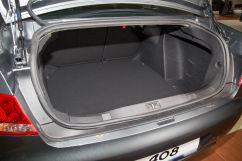 Объем багажника, л: 560