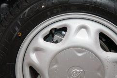 Передние тормоза: Дисковые