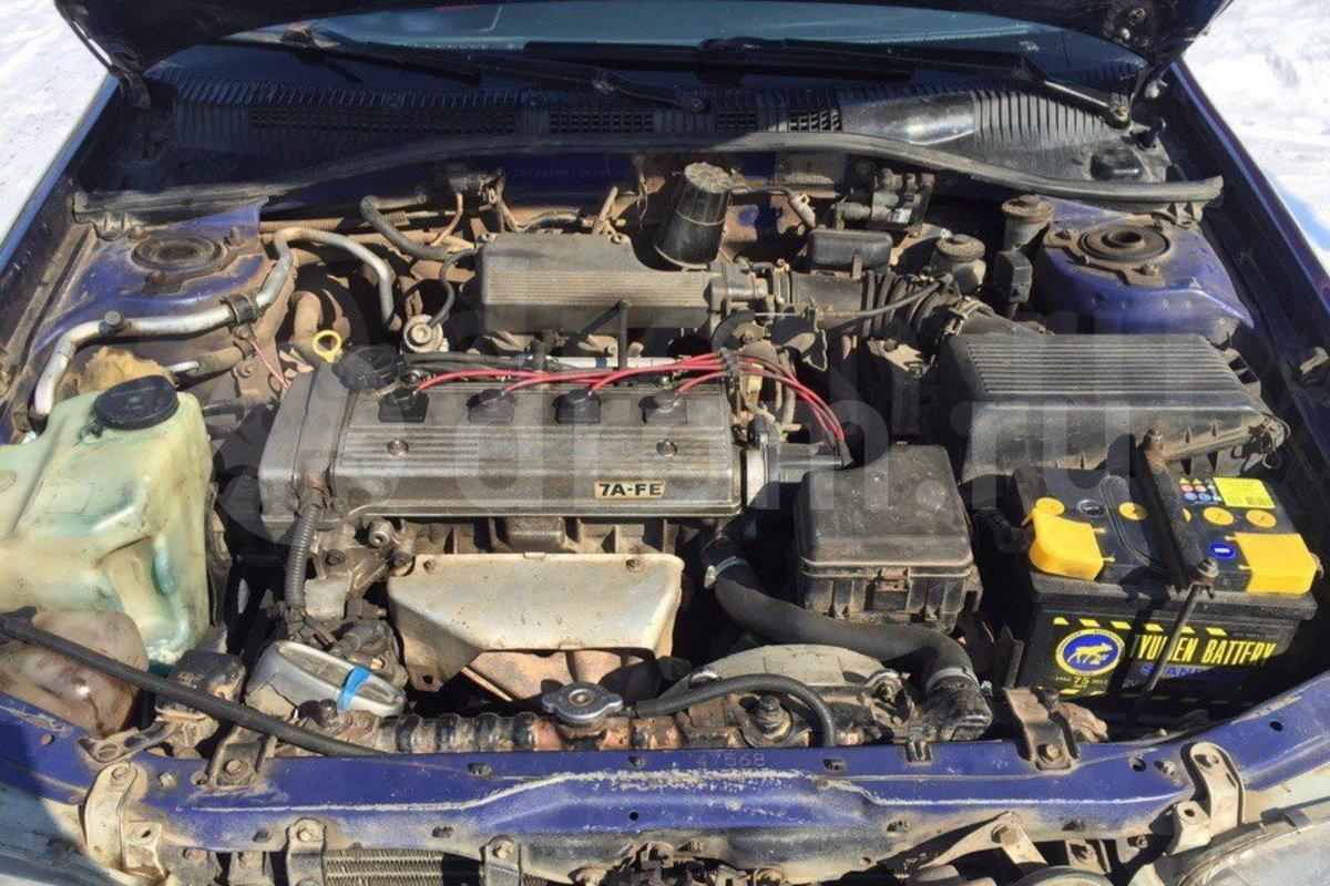 Фотоотчет по установке бортового компьютера multitronics tc на toyota lite ace грузопассажирский года двигатель 7к-е, объём , акпп, правый руль.
