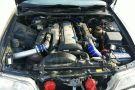 Тип двигателя: 6-цилиндровый, вертикальное расположение, DOHC, жидкостное охлаждение