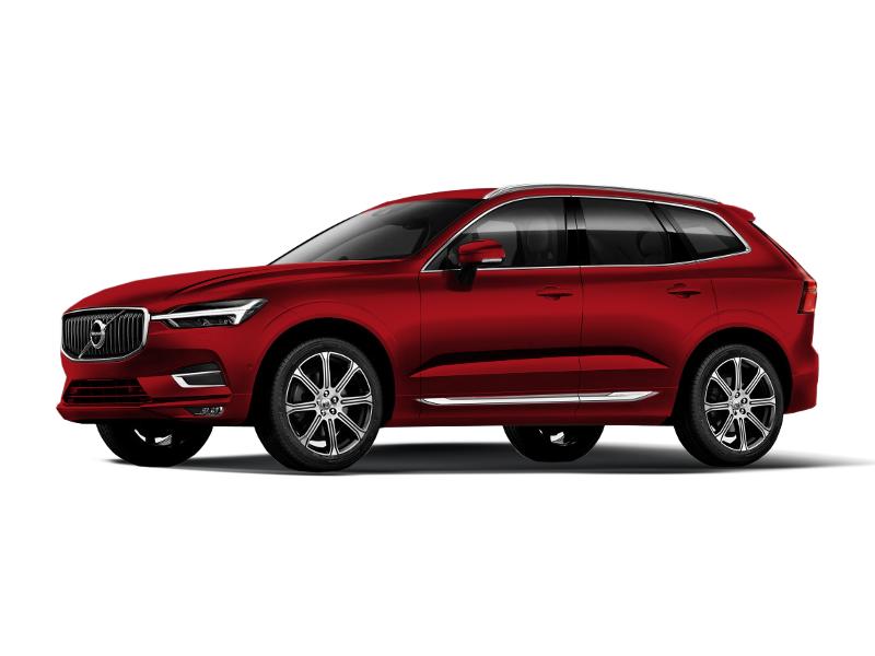 Volvo XC60, 2018 год, 857 000 руб.