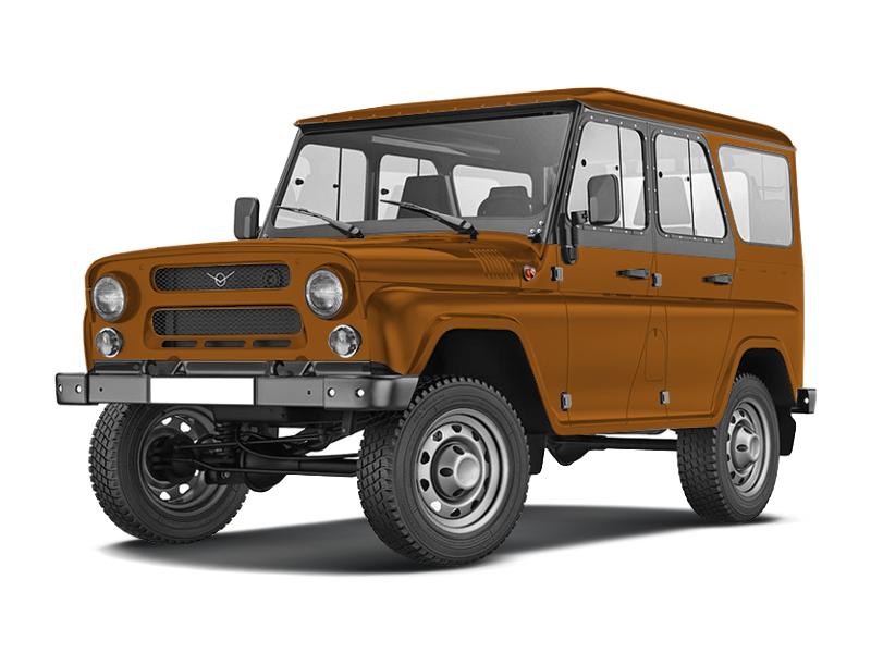 УАЗ Хантер, 2016 год, 414 900 руб.